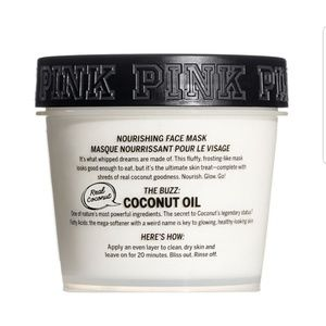 a9184f1b90bec Victoria's Secret PINK Beauty Coco Whip Face Mask! Boutique
